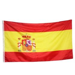 Espanha bandeira super poli bandeira de futebol interior ao ar livre bandeiras espanholas bandeiras nacionais espanha águia bandeira