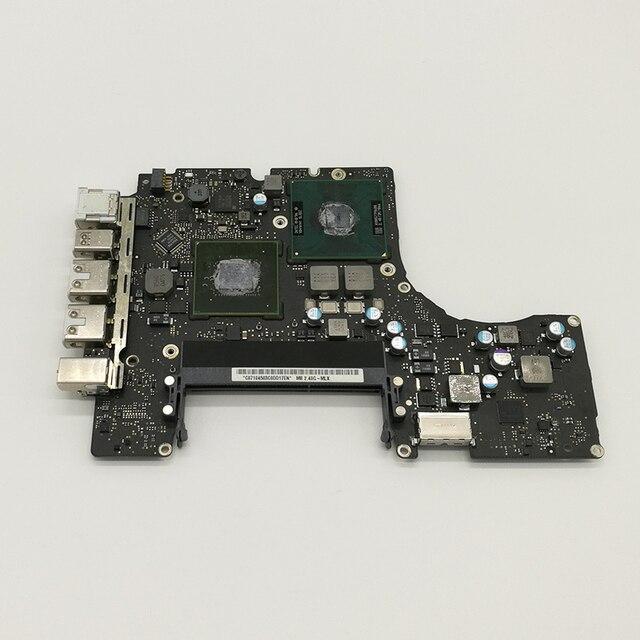 """עבור Apple Macbook האם 13 """"מחשב נייד A1342 לוח היגיון 2.4 GHz"""" Core 2 Duo """"P8600 820-2877-B 661 -5640 EMC 2395"""
