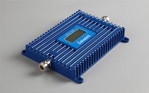 Image 5 - Lintratek AGC GSM مكرر 900 ميجا هرتز 70dB 20dBm 2 جرام الهاتف المحمول مكبر صوت أحادي 900 ميجا هرتز جهاز تقوية الإشارة GSM مكرر KW20L GSM