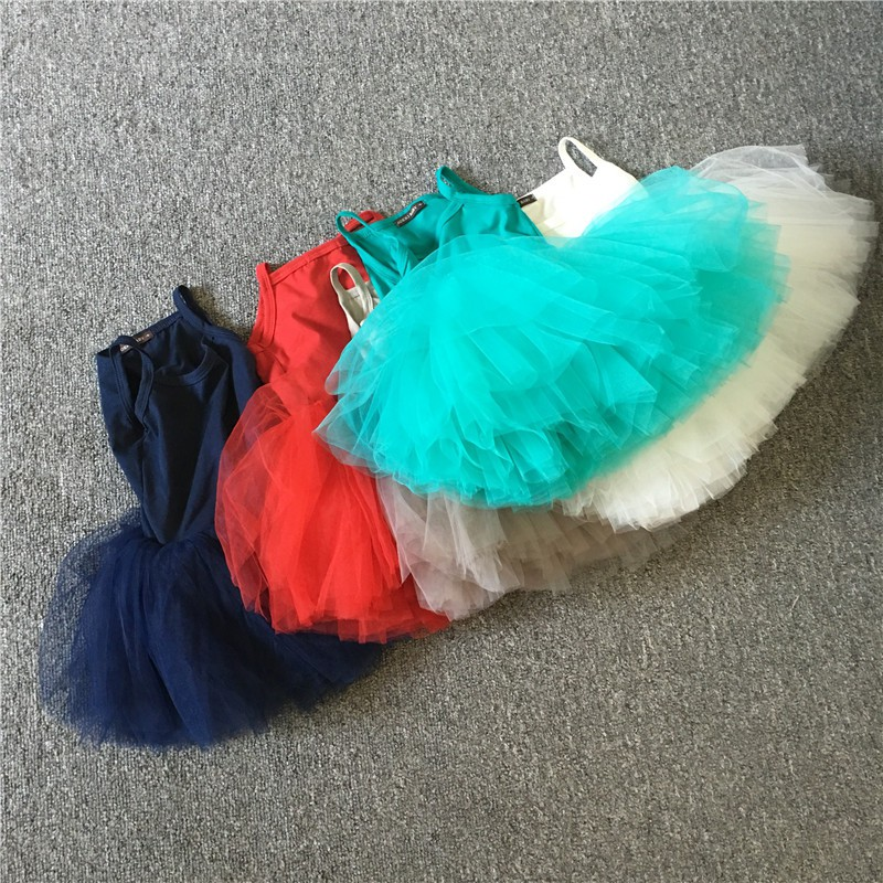 For Toddler Kid Baby Girl Dance Dress Sleeveless Gymnastic Ballet Leotard