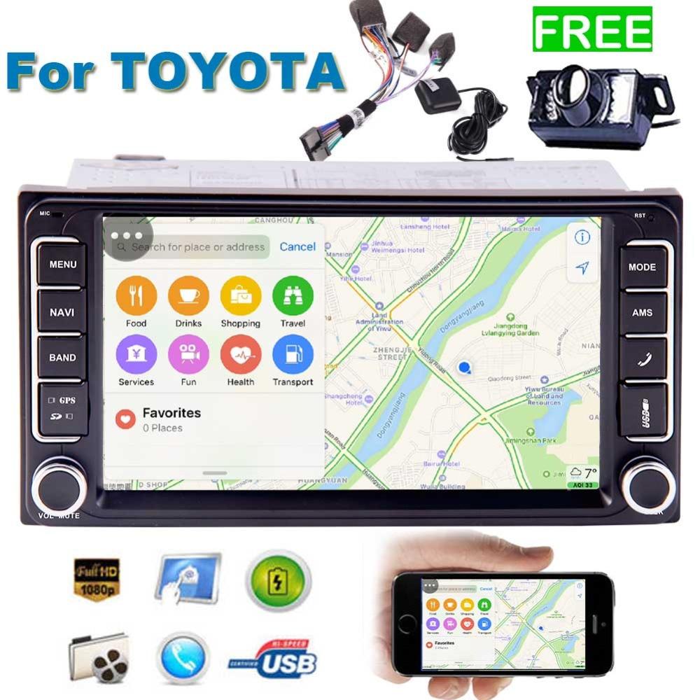 7 pouces 2 Din voiture stéréo récepteur MP5 lecteur tête unité écran tactile dans le tableau de bord voiture Headunit Deck FM Radio Audio vidéo Bluetooth USB T