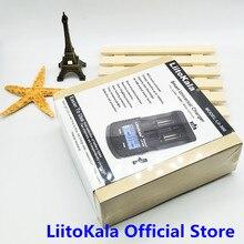 LiitoKala Lii-300 Digital 18650 26650 18350 10440 18500 Pantalla LCD Cargador de Batería cargador carregador bateria de prueba de la capacidad