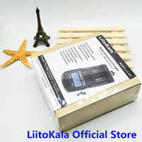 Liitokala Lii-300 digital 18650 26650 18350 10440 18500 carregador display lcd bateria capacidade de teste carregador carregador bateria