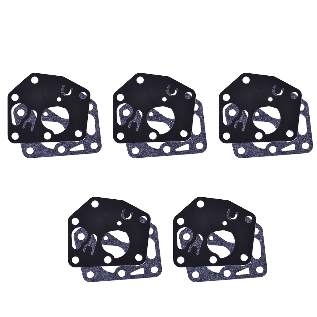 LETAOSK New Diaphragm Gasket Kit Fit for <font><b>Briggs</b></font> & Stratton 495770 <font><b>795083</b></font> 5083H 5083K Carburetor image