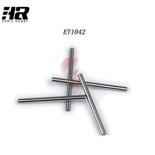 4PCS ET1042 metal with pin arm pins Suitable for RC car 1 10 VKAR bison racing