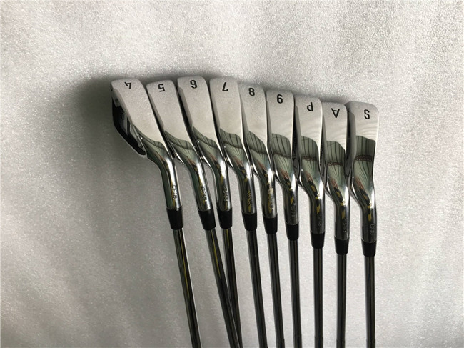 9PCS CF 18 Rogue X Iron Set Rogue X Golf Irons Rogue X Golf Clubs 4
