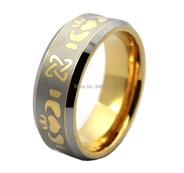 18k Gold Puzzle Rings Gold Jewelry Wedding Rings Name Designs