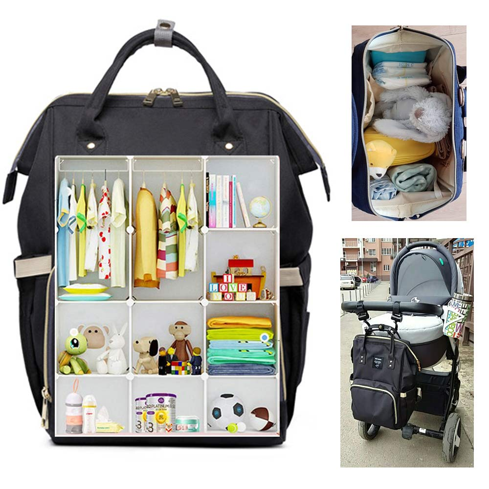 Baby Stuff Diaper Bag Mom Travel Stroller Bag Nappy Backpack Bolsa Maternidade Bag Baby Care Mummy Maternity Nursing Handbag insular multifunctional bolsa maternidade baby diaper bag for mum nappy bag for stroller maternity bag lady handbag backpack