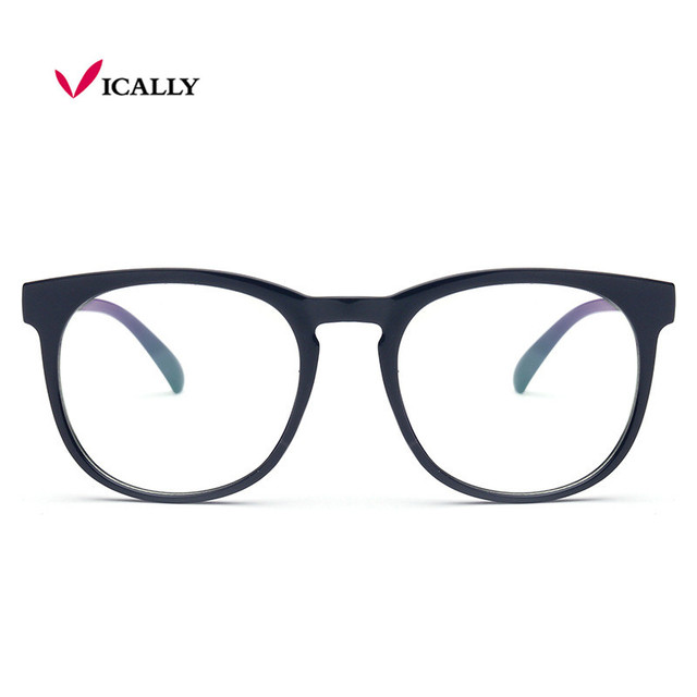 e936fee75f6 New Women s Optical Glasses Frame Clear Lens Eyeglasses Vintage Men Women  Myopia Eye Glasses Frame Computer Eyewear oculos