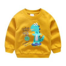 Baby Sweatshirt Cartoon Animal Print 2-10 Years
