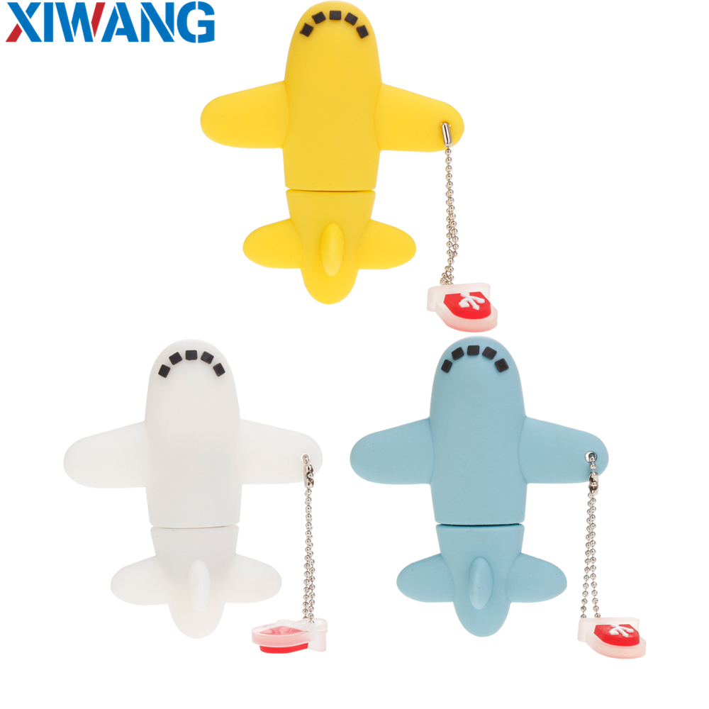 Image 5 - pen drive 16GB 8GB USB Flash Drive 128GB 64GB 32GB Cartoon mini aircraft pendrive Super cute USB 2.0 flash memory stick u disk-in USB Flash Drives from Computer & Office