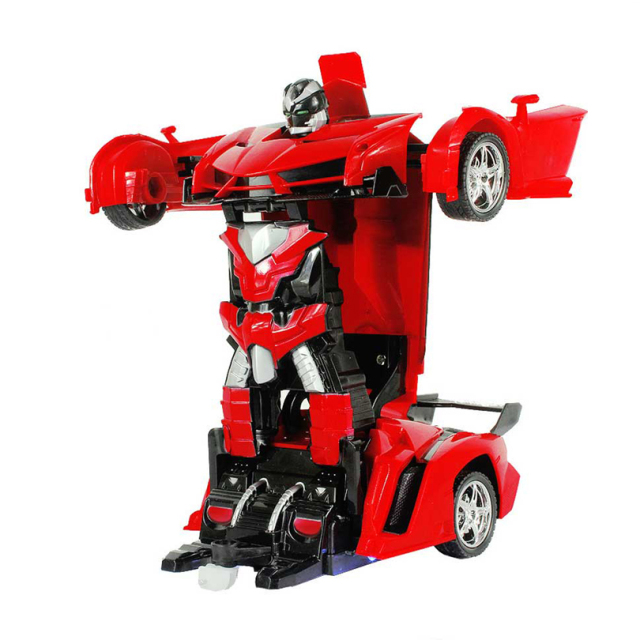Remote Control Transformer for Kids