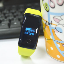 X11 Heart Rate Monitor Smart Health Bracelet IP67 Waterproof Wristband for Sports Running Bicycle Camping Hiking Pedometer Dance
