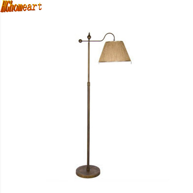 Lampa Podlogowa Retro