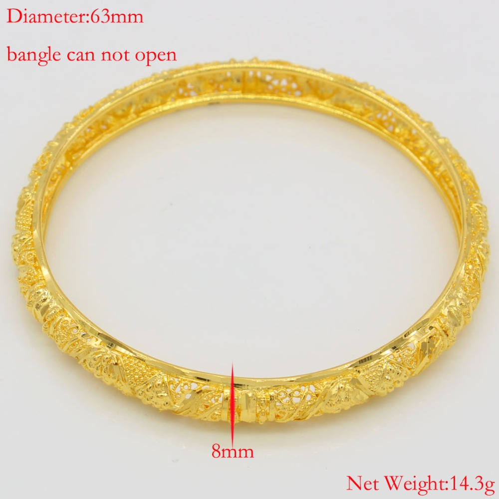 bangle bracelet with custom bangles products engraved circles personalized gold