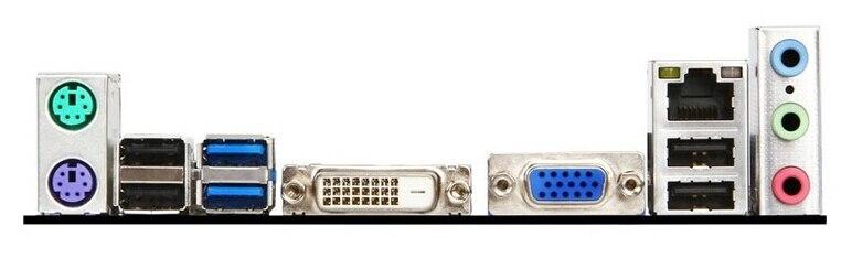 original motherboard for MSI H81M-P33 LGA 1150 DDR3 for 22nm cpu 16GB USB2.0 3.0