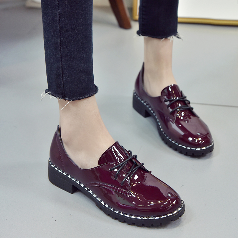 Fashion Shoes Woman Flats Summer Autumn Patent Leather Casual Flat Shoe Designer Female Loafers Shoes for Women Zapatillas Mujer west scarp mujer shoes fashion summer flats loafers women leather shoes daily casual woman shoes spring autumn sapato feminino