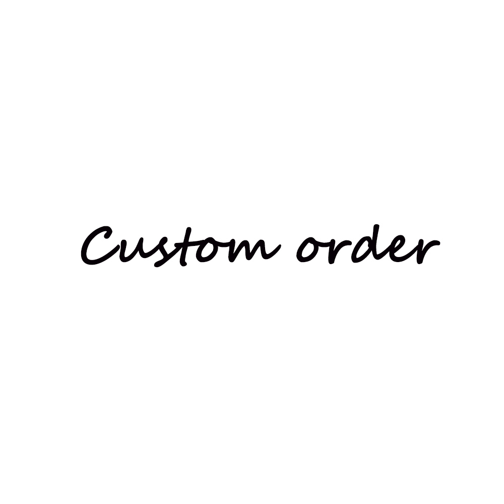 Customize order for lais