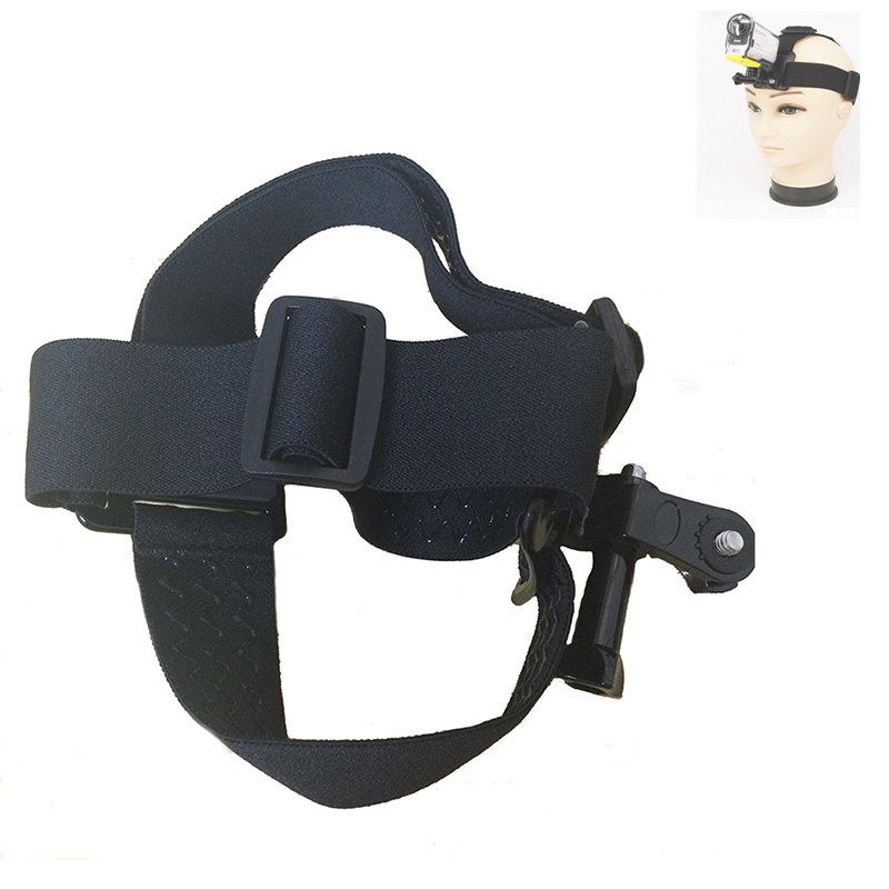 Tekcam Action Cam <font><b>Accessories</b></font> Headband Head strap For <font><b>Sony</b></font> Action Cam HDR-<font><b>AS30V</b></font> HDR-AS100V AS200V AS20V X1000V image