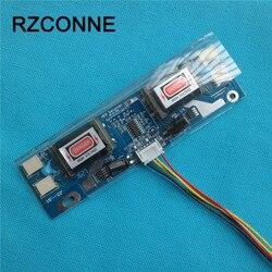 """Uniwersalny CCFL falownika LCD ekran do laptopa 4 lampa 10 28 V dla 15 22 """"panoramiczny 6pin wymiana kabla na"""