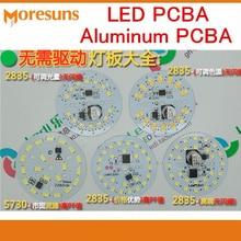Быстрая MCPCB светодиодный PCB PCBA алюминиевый PCBs производство печатных плат компоненты закупка производство печатных плат PCBA тест