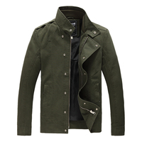 2013 Spring Men S Fashion Military Jacket Slim Stand Collar Jackets Free Shipping N518