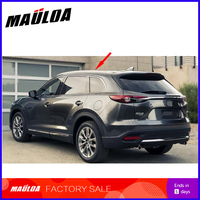 Aluminium Alloy Car Roof Rack Rails Luggage Carrier Baggage for CX9 CX 9 2016 2017 2018 16 17 18