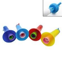 Музыкальные инструменты съемный футбольный стадион Cheer Horns Европейский Кубок Vuvuzela рожок для чирлидинга детский Трубач-игрушка