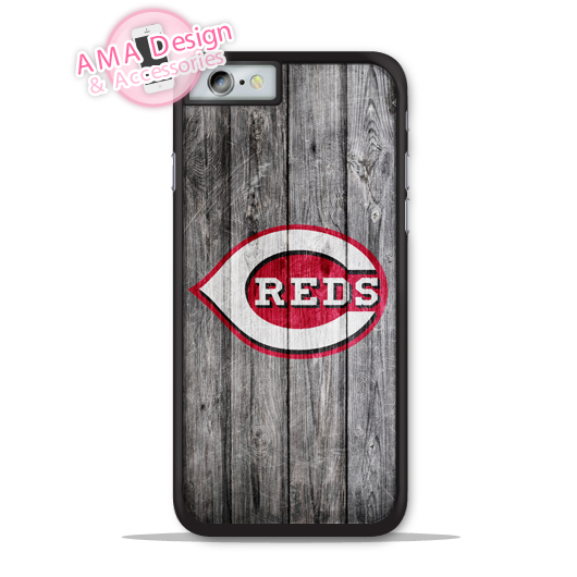 Cincinnati Reds Baseball Phone Cover Case For Apple iPhone X 8 7 6 6s Plus 5 5s SE 5c 4 4s For iPod Touch