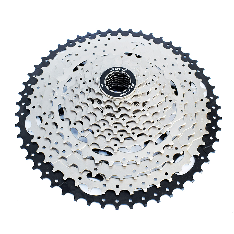 Cassettes, Freewheels & Cogs Sunshine 11 Speed 11t-50t Mtb Cycling Freewheels Bicycle Flywheel Bike Cassette A Wide Selection Of Colours And Designs Sporting Goods