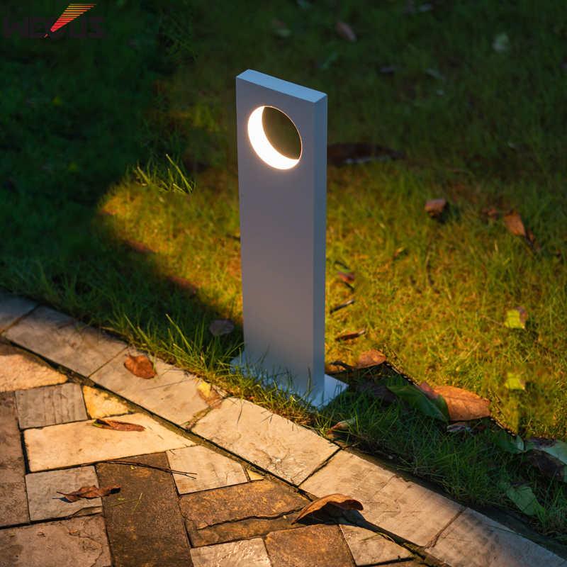 Us 4044 35 Offaktualizacja Styl Lampy Ogrodowe Lampy Uliczne Led Domu Wodoodporna Proste Ogród Społeczności Willa Dziedziniec Na świeżym