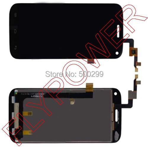ФОТО 100% New  For Wiko Darkmoon LCD Screen Display With Touch Screen Digitizer Assembly  by Free Shipping