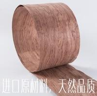 L 2 5Meters Wide 200mm Thickness 0 52mm Natural Brazilian Rosewood Rosewood Veneer Furniture Wood Veneer