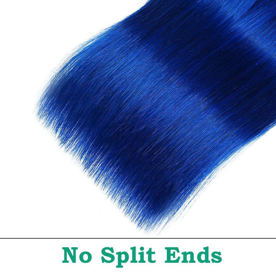 ali pearl hairbundles ombre blue bundles think ends (3)