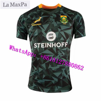 La MaxPa New Rugby Knights Jerseys 18 19 South Africa Rugby jerseys Cowboys ROOSTERS Free shipping shirts