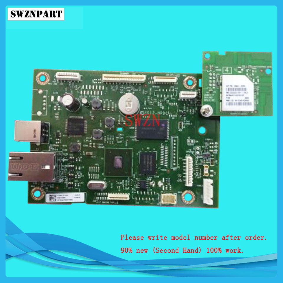 Free shipping! FORMATTER PCA ASSY Formatter Board logic Main Board MainBoard mother board for HP 277 M274DW M277DW B3Q10-60001 1pcs lot ce941 60001 ce94160001 printer formatter main mother main board for hp laser jet lj m551dn m551 dn m551 genuine