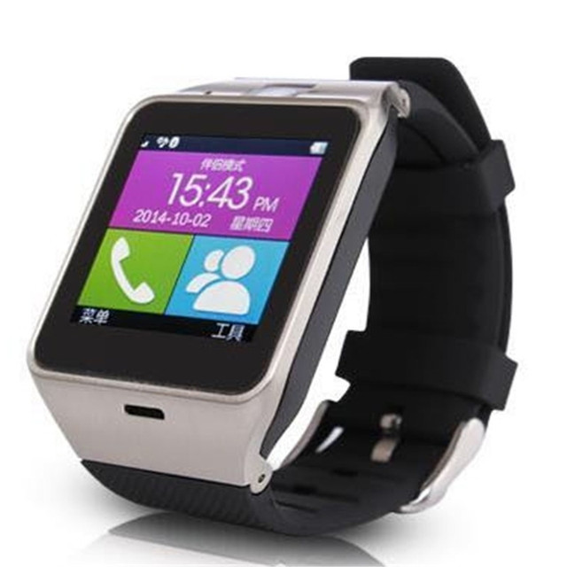 Aliexpress Com Buy Gv19 Smart Watch Phone 1 55 Quot Gsm Nfc