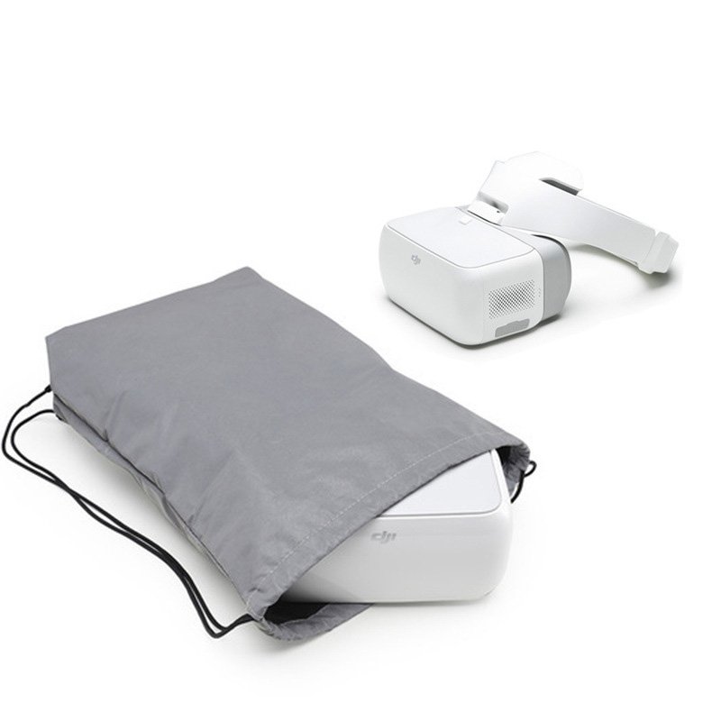 Goggles VR Drawstring Bag Sleeve Transport Storage Bag for DJI Drone Accessories Parts