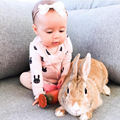 2017 Spring bebes pajamas baby jumpsuit with zipper baby outerwear cute clothing boys overalls baby one-piece romper SR126