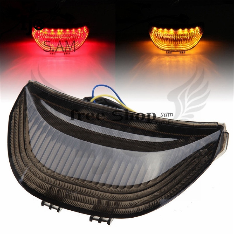 moto for honda dio grom CBR 600RR F5 03-06 CBR1000RR 04-07 year motorcycle turn signal brake tail lights assembly taillights LED Honda Grom