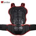Herobiker bicicleta de carreras de motos atv motocross armadura de cuerpo protector pieza posterior de vuelta protector de espalda protector de seguridad