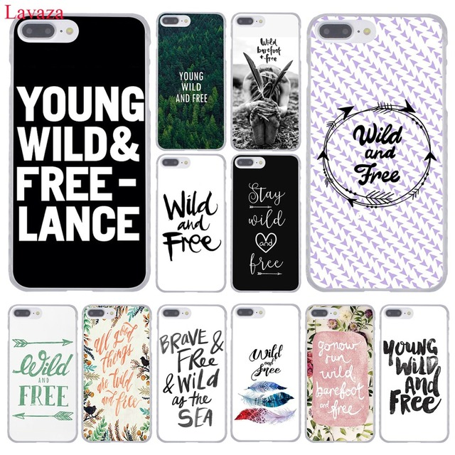 Lavaza Young Wild Freelance And Free Phone Case For Apple Iphone Xr