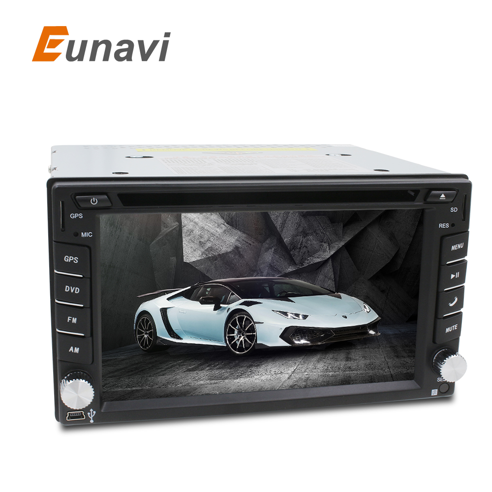 Car DVD player font b GPS b font Glonass Bluetooth 2 DIN universal for X TRAIL