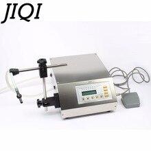 Máquina de enchimento líquida da bomba de controle digital display lcd mini óleo elétrico perfume água softdrink garrafas de leite enchimento 110 v 220 v