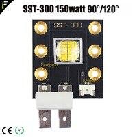 SST 300 150w/120w Emitter LED 6400K 10000K Stage Spot Light LED Follow Spot 3D Printer LED SST300 60/120 Degree for Optional|Professional Lighting| |  -
