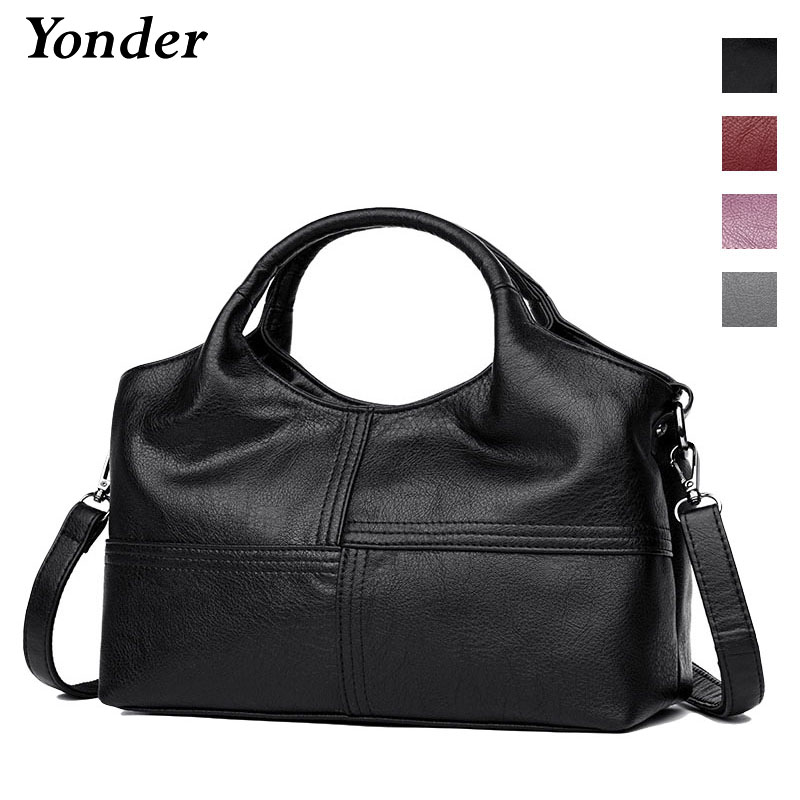 Buy gray leather handbag and get free shipping on AliExpress.com d332d4affd6cc