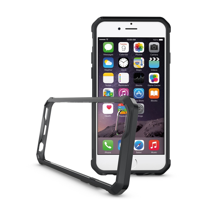 Slim Hybrid Cover Air Cushion Technology Case With Clear Back Panel Shockproof Bag Shell For Apple iPhone 7 4 7 quot 7 Plus 5 5 quot in Fitted Cases from Cellphones amp Telecommunications