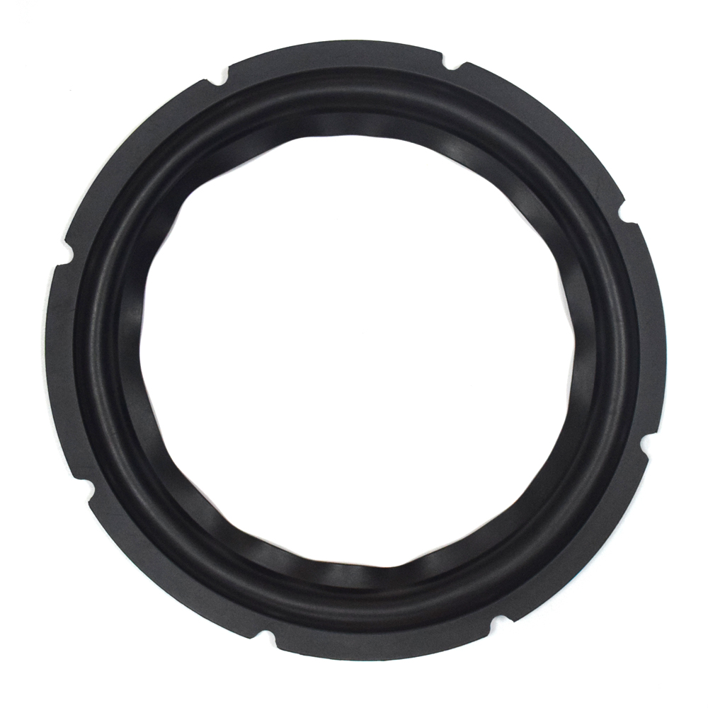 12 Inch Speaker Rubber Surround Woofer Repairing Folding Edge Subwoofer Ring DIY Repair Accessories Speaker Suspension