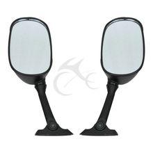 Motorcycle Pair Rear View Mirror For SUZUKI GSXR1000 2003-2004 GSXR 600 GSX-R750 2004-2005 цены онлайн