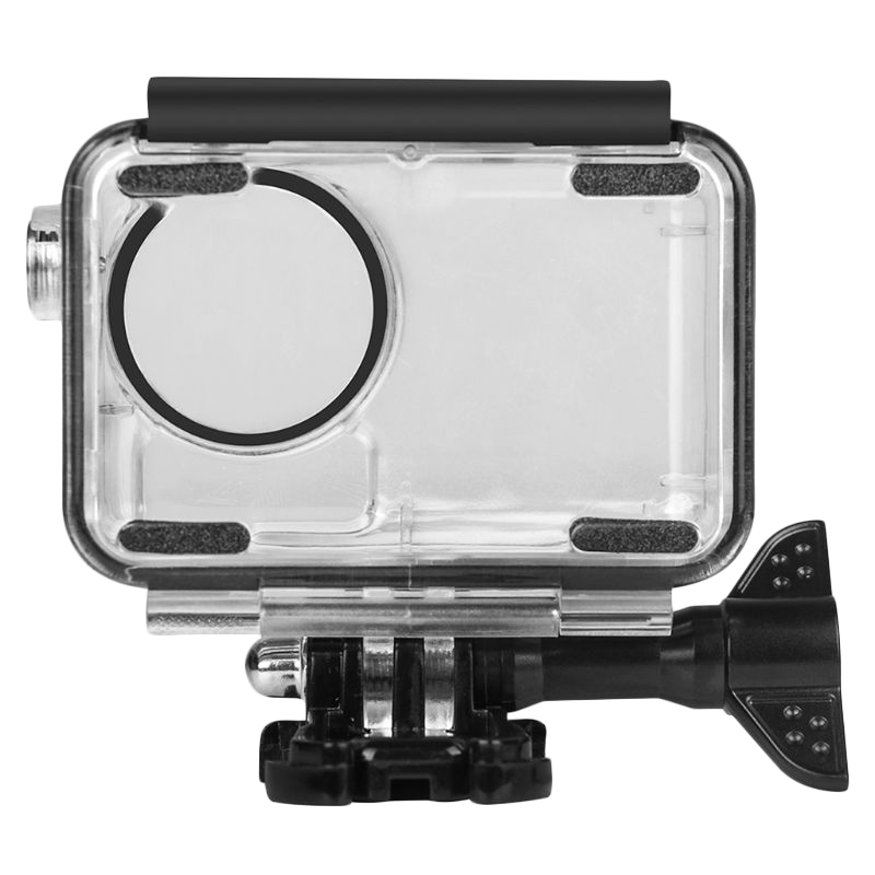 Waterproof Underwater Case Diving Protect Housing Cover For Dji Osmo Action Underwater Protection Shell Box Accessories